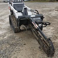 Trencher Attachment for MT 85 (Dingo)