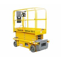 Electric scissor Lift 19 ft Optimum 1931 AC