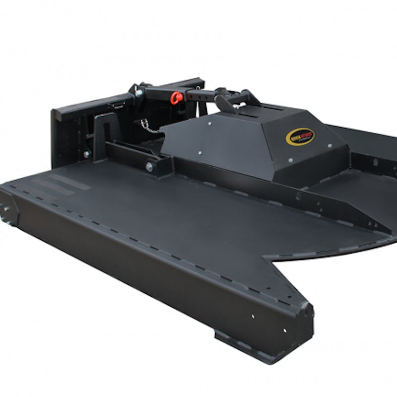 Rotary Brush Cutter Mower attachment for Skid Steer