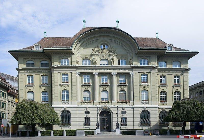 Le SARON est le taux auquel les banques suisses déposent leurs liquidités à la Banque Nationale Suisse