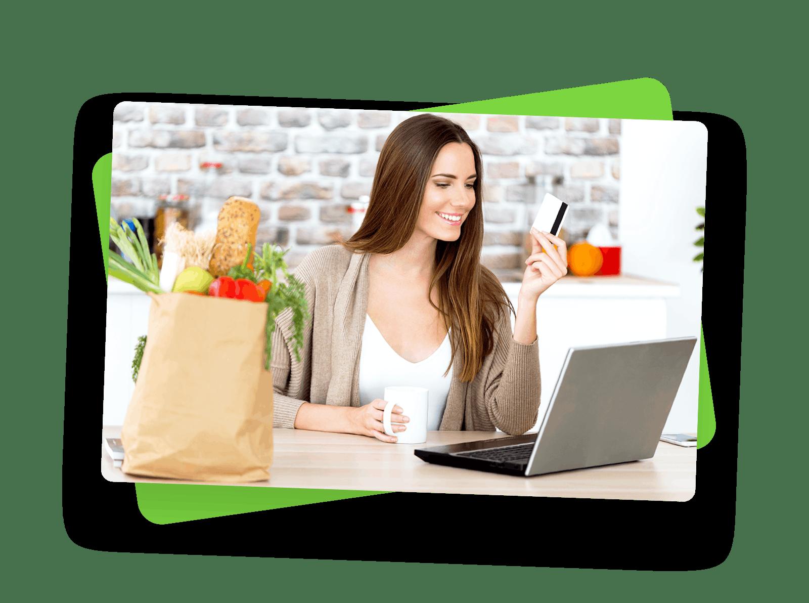 La spesa online a domicilio sicura EasyCoop.