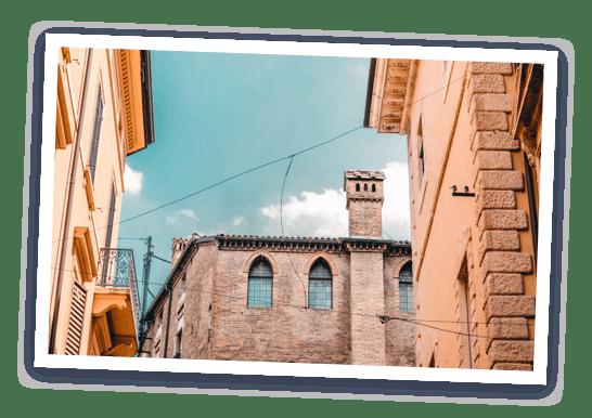 Spesa online a domicilio nelle maggiori province emiliane come Bologna, Modena, Ferrara e Reggio Emilia.