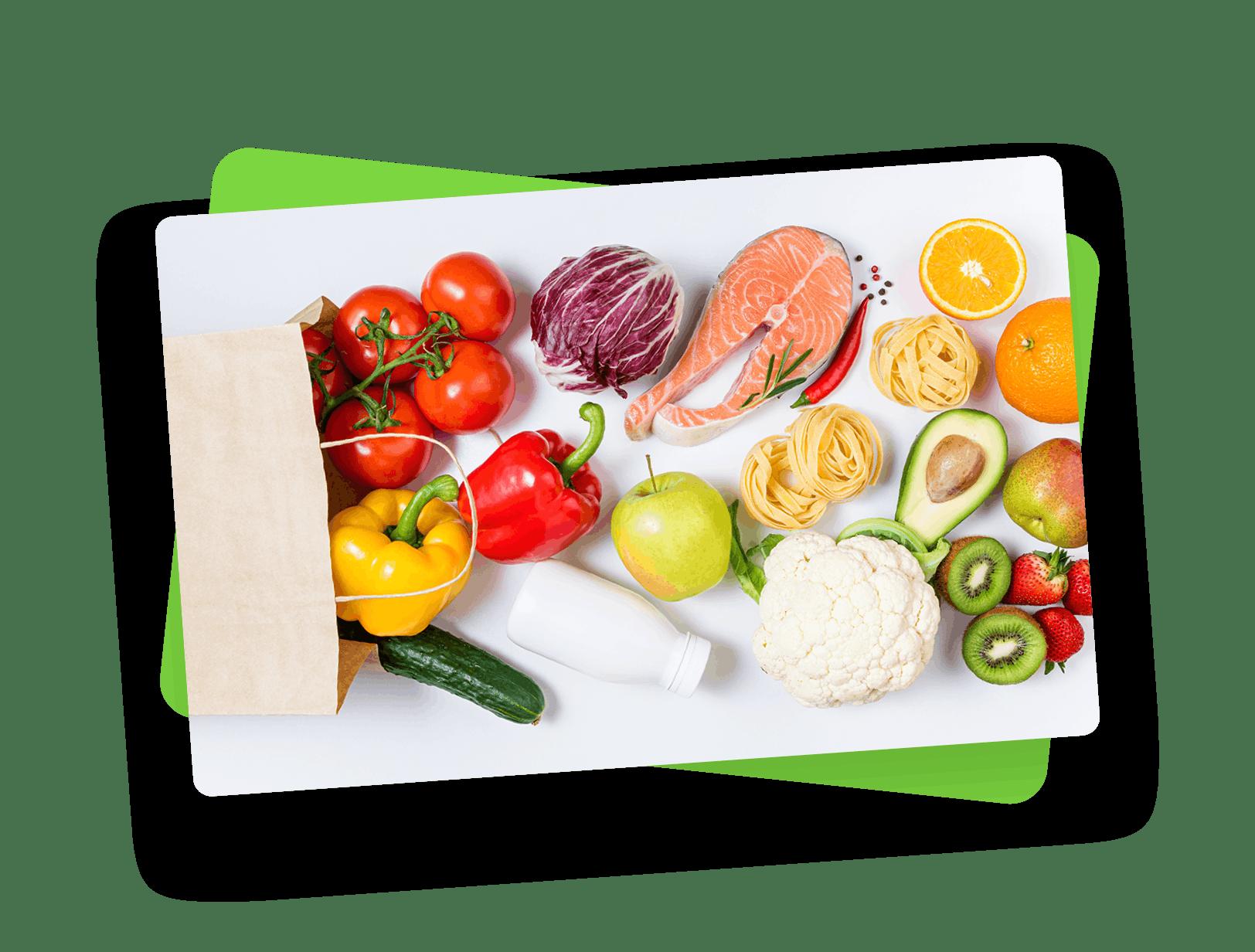 Supermercato online che ti consegna più 13.000 prodotti direttamente a casa tua.