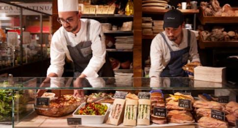 La Gastronomia di Eataly Bologna Ambasciatori