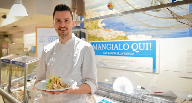 Lo chef Enrico Panero