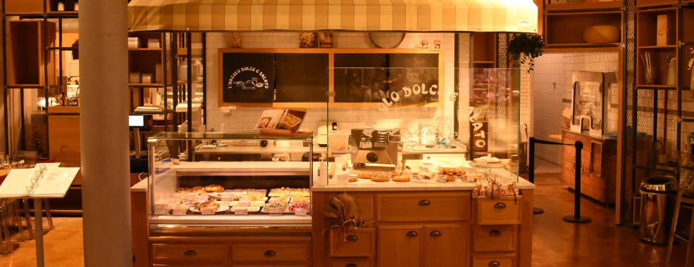 L'angolo dolce e salato di Eataly Piacenza