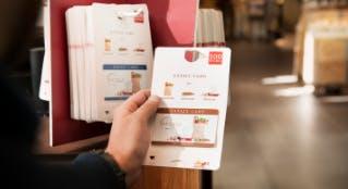 Regali aziendali: Eataly Card