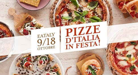 Pizze d'Italia in festa a Torino