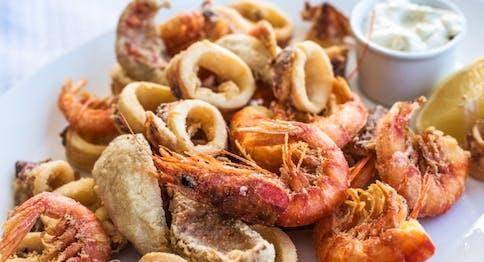 Frittura di pesce - Eataly