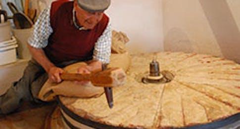 Le farine biologiche del Mulino Marino