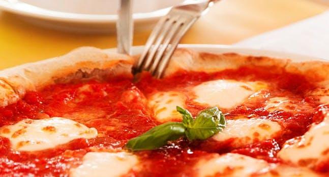La pizza Eataly