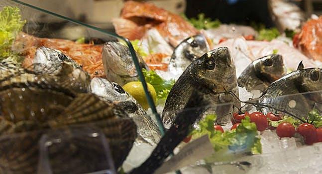 Il pesce fresco - Eataly