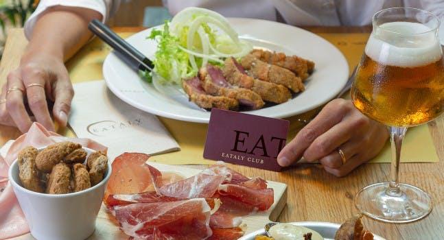 Eataly Club