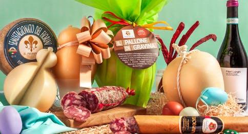 La Pasqua di Eataly: salumi, vini e formaggi