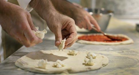 La pizza di Eataly