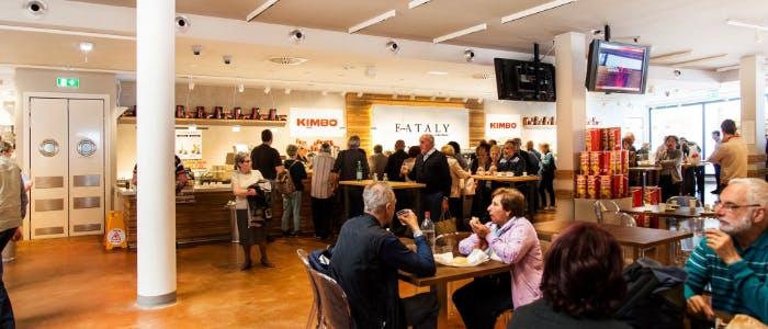 I ristoranti di Eataly per Autogrill