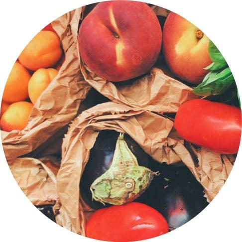 Come scegliere la frutta e la verdura