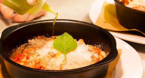 I piatti di Eataly Bologna d'asporto