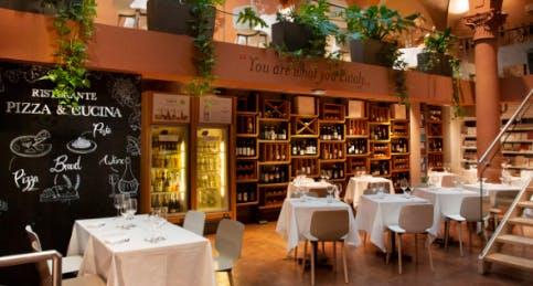 Il Ristorante Pizza & Cucina di Eataly Firenze