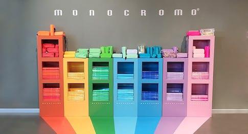 I prodotti Monocromo - Pigna
