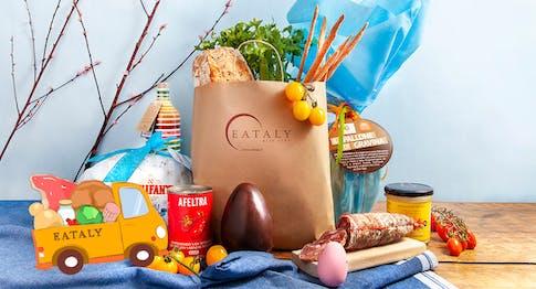 La spesa online di Eataly - Speciale Pasqua