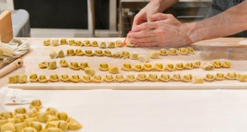 La pasta fresca piemontese del Pastificio Plin