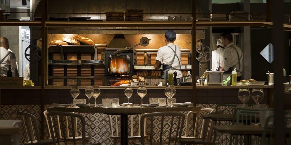 ristorante Terra Eataly Roma