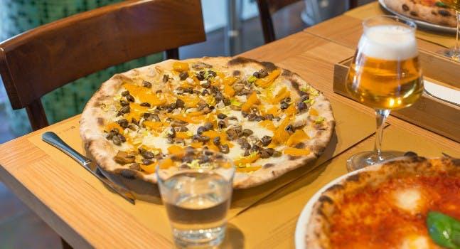 La Pizza Grani Antichi - Eataly