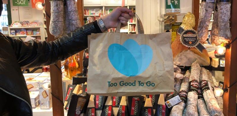 La magic box di Too Good To Go