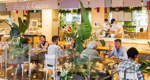 Ristoranti Pizza & Cucina Eataly Milano Smeraldo
