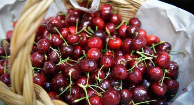 Cesto di ciliegie - Eataly