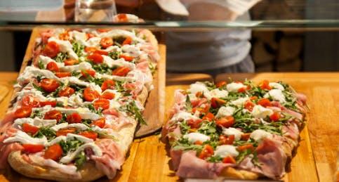 La pizza alla pala - La panetteria di Eataly
