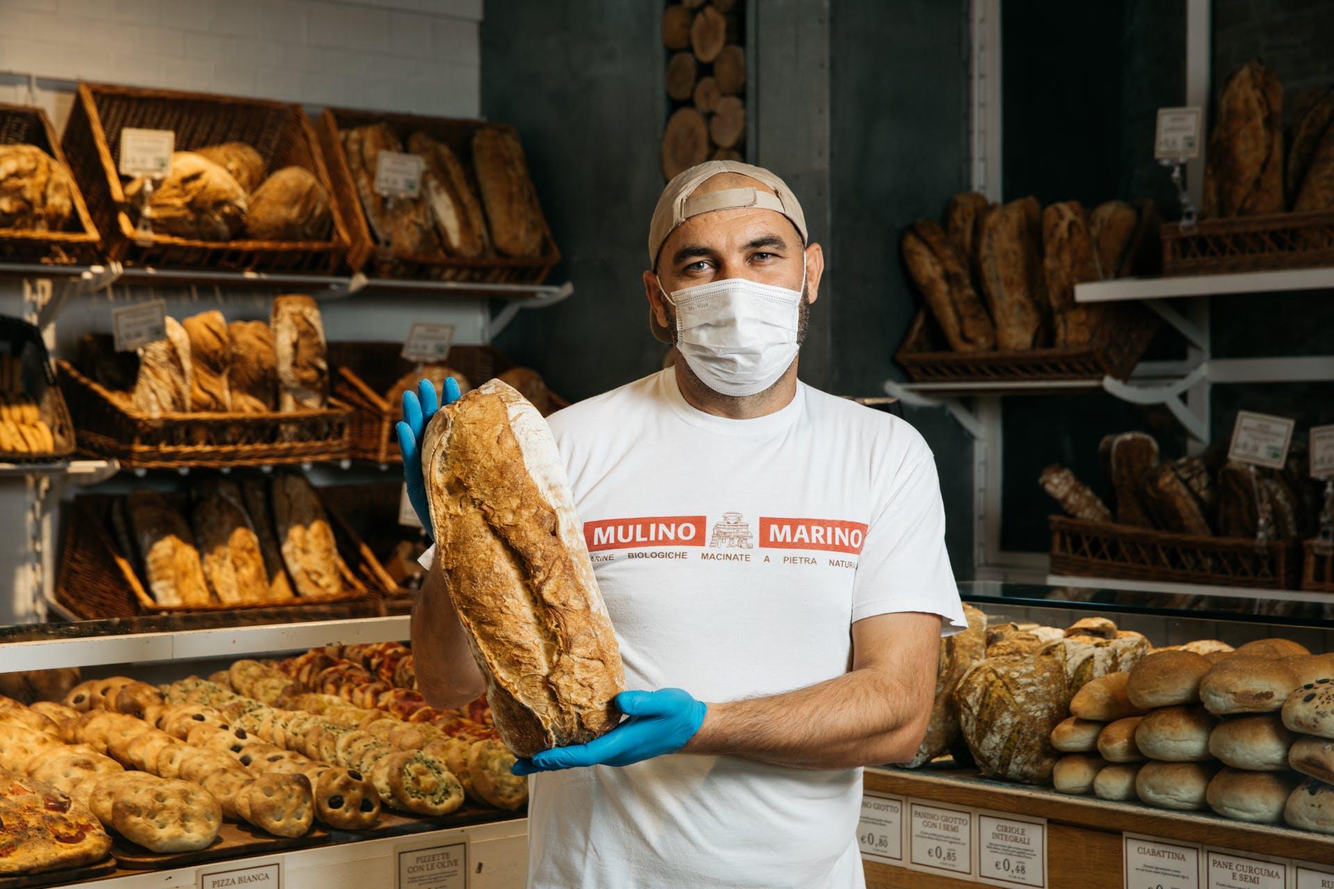 Panetteria Eataly Roma