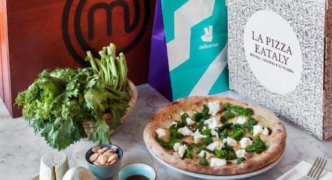 Pizza Eataly Zero Sprechi - MasterChef con Deliveroo