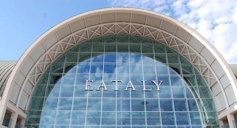 Il negozio di Eataly Roma