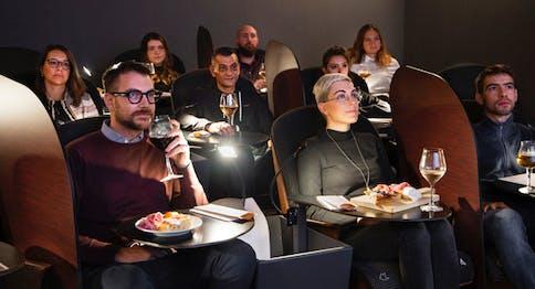 Sala Nobel Eataly al cinema