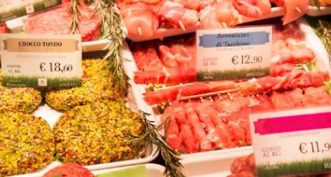 La carne della Macelleria di Eataly