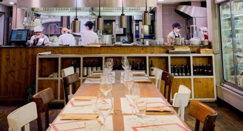 Chef's Table Eataly Bologna