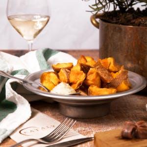Le Patate Croccanti - I piatti di Eataly