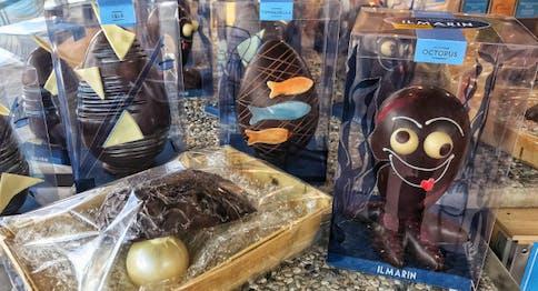 Le uova di Pasqua de Il Marin
