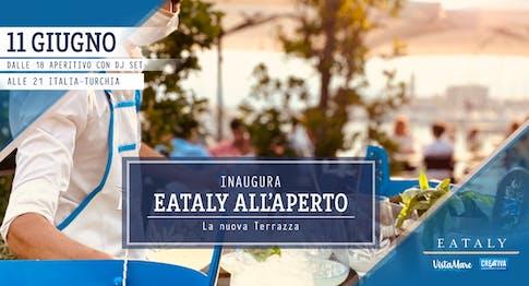 Inaugurazione Eataly Trieste