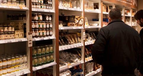 Cioccolato e creme spalmabili nel Mercato di Eataly