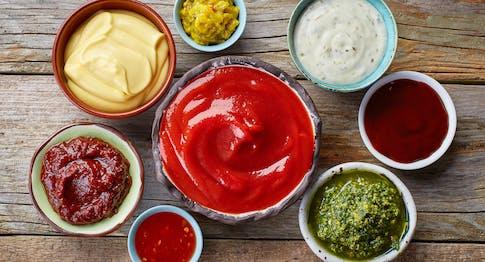 salsa per grigliata
