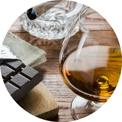 Abbinamenti cioccolato: vino, birra e distillati