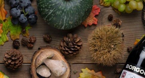 L'autunno da Eataly