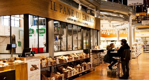 La Panetteria di Eataly Piacenza