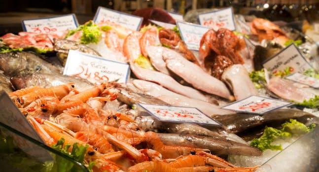 Il pesce fresco della Pescheria di Eataly