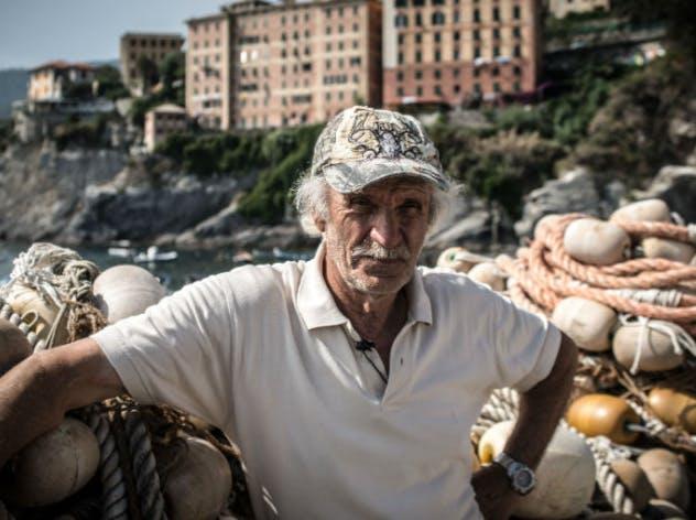 Eataly e il Rispetto - Pescatore di Camogli