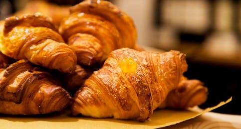 La colazione da Eataly: brioche