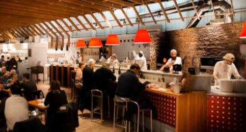 Il Ristorante Pizza&Cucina di Eataly Roma